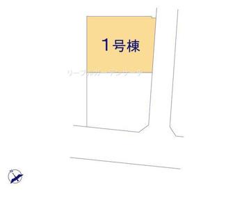 新築《全2棟》新潟市中央区窪田町第1  1号