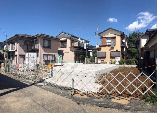 【外観】野田市柳沢新田1期