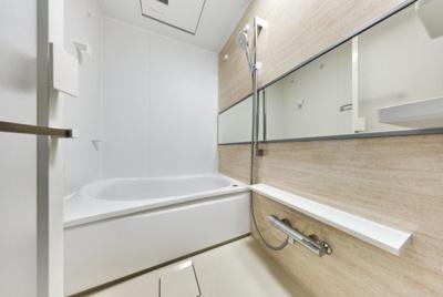 【浴室】メイツ葛西第二  8階 70.92㎡ リ ノベーション済