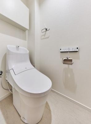 【トイレ】メイツ葛西第二  8階 70.92㎡ リ ノベーション済