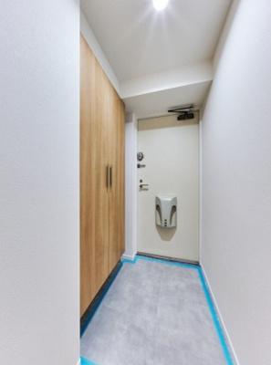 【玄関】メイツ葛西第二  8階 70.92㎡ リ ノベーション済