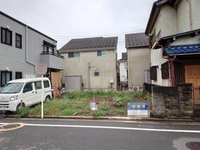 【外観】小平市花小金井7丁目 売地 西武新宿線 花小金井駅
