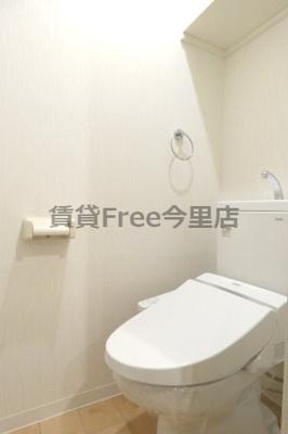 【トイレ】シャルマン緑橋 仲介手数料無料