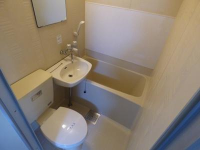 【浴室】シティプラザ御幸町
