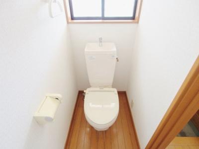 【トイレ】コーポフジ