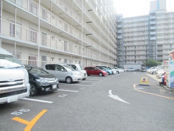 【駐車場】尾久橋スカイハイツ