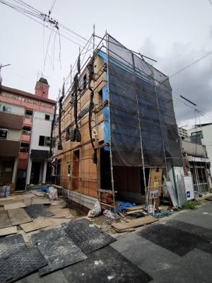 新築戸建 3SLDK 延床面積:78.69平米(壁芯)南向き