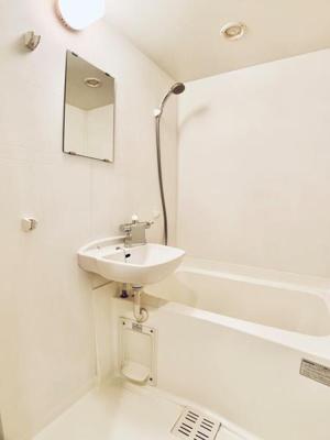 【浴室】メゾンベール南麻布