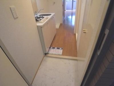 【玄関】スカイコート麻布十番