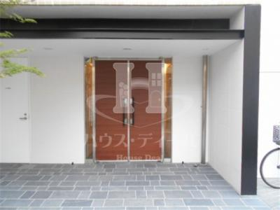 【エントランス】ジェノヴィア王子神谷スカイガーデン