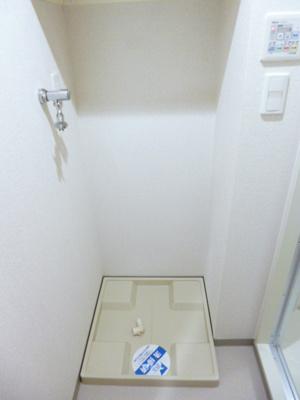 【洗面所】スカイコート浜松町