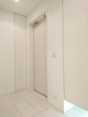【玄関】アパートメンツタワー麻布十番