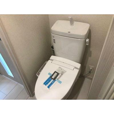 【トイレ】ブロッサムテラス中台
