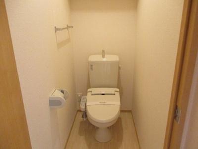 トイレもきれいです 【COCO SMILE ココスマイル】同型タイプ