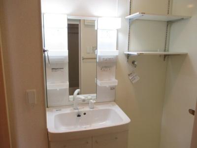 使いやすい洗面所です 【COCO SMILE ココスマイル】同型タイプ