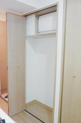 【収納】スカイコート芝壱番館