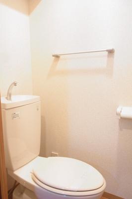【トイレ】スカイコート芝壱番館