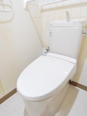 【トイレ】レーベンハイム西所沢ステーションフロント