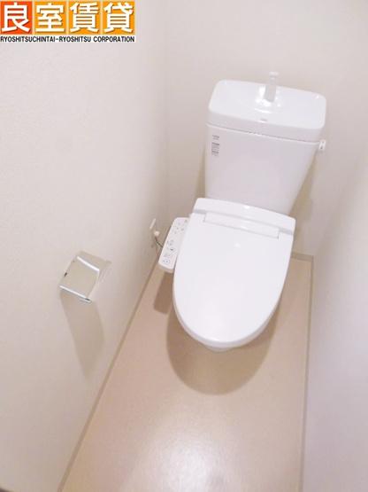【トイレ】プレサンスジェネ鶴舞
