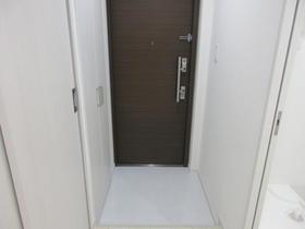 【玄関】アパートメント麻布NO10