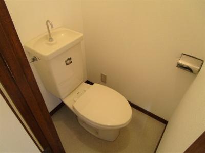 【トイレ】門前仲町リバーハイツ