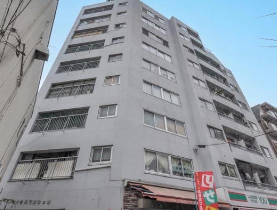 【外観】亀有中川マンション