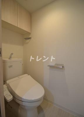 【トイレ】クレイシア新宿ノース【CRACIA新宿NORTH】