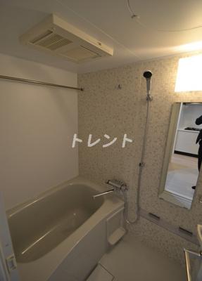 【浴室】クレイシア新宿ノース【CRACIA新宿NORTH】