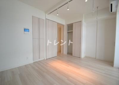 【寝室】クレイシア新宿ノース【CRACIA新宿NORTH】
