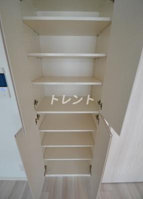 【収納】クレイシア新宿ノース【CRACIA新宿NORTH】