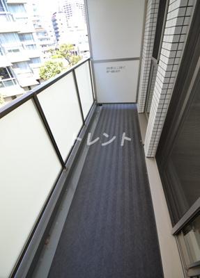 【バルコニー】クレイシア新宿ノース【CRACIA新宿NORTH】