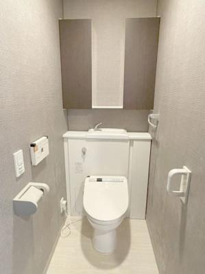 【トイレ】アイパークス岡山