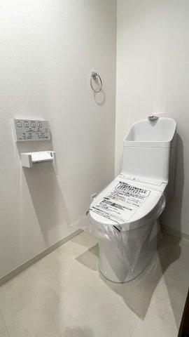 トイレはもちろん新品交換。気持ちよく使えます