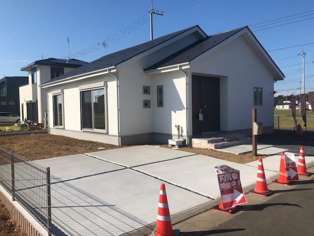 【外観】元石川町新築一戸建て