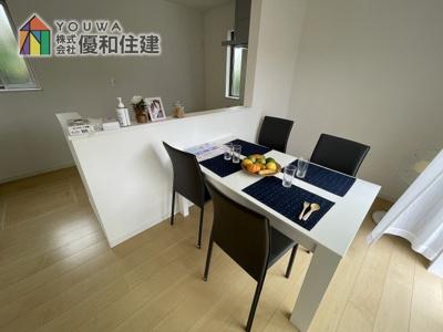 【内観:施工例】神戸市西区狩場台4丁目 新築戸建