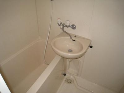 【浴室】スカイコート日本橋第2
