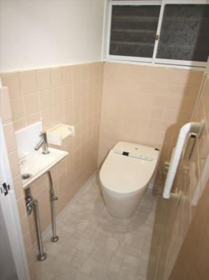 【トイレ】町屋Ⅱ貸家