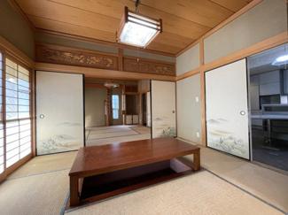 【外観】松山市 西石井 中古住宅 60.17坪