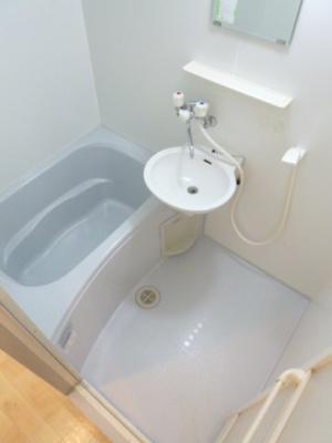 【浴室】デュンケルブラウ