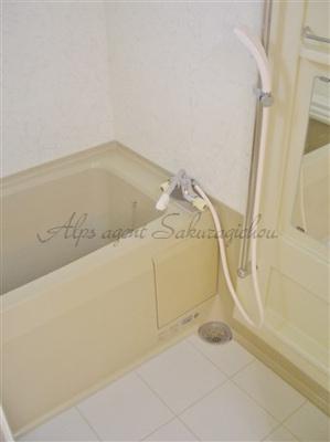 【浴室】アブニール白妙