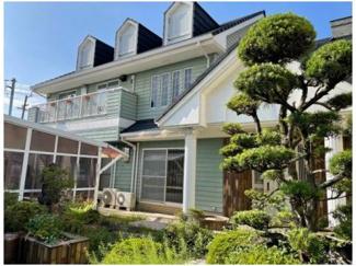 【外観】松山市 西石井 売土地 91.13坪