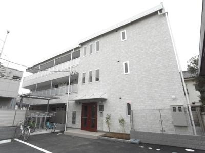 JR南武線『川崎新町』駅徒歩4分のマンションです