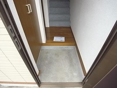 【玄関】コーポ成和