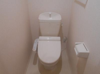 【トイレ】ソレイユ関町弐番館