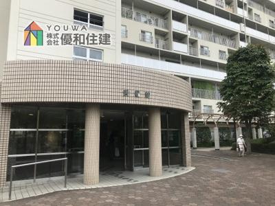 【エントランス】ファミールハイツ明石弐番館 中古マンション