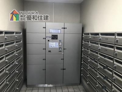 【設備】ファミールハイツ明石弐番館 中古マンション