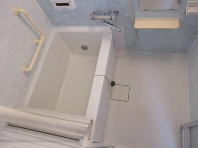 【浴室】城南町3-12-9貸家