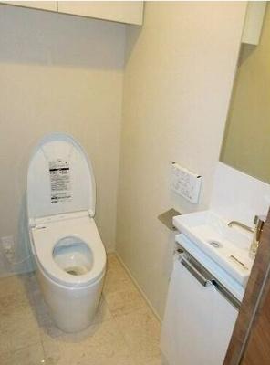 【トイレ】オープンレジデンシア広尾ザ・ハウス サウスコート