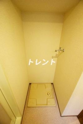 【洗面所】レジデンス江戸川橋