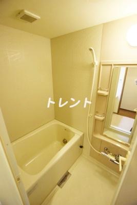 【浴室】レジデンス江戸川橋